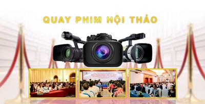 quay phim hội thảo giá rẻ tại Hà Nội