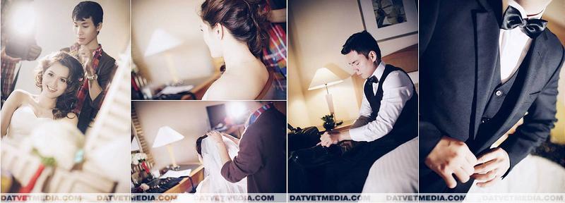 quay phim phóng sự cưới tại Hà Nội