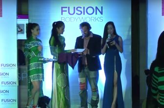 Fashion show FUSION BODY WORKS