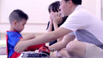 Phim sinh nhật bé Thái Hưng