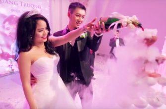 Quay phim phóng sự cưới Quang Trường - Huyền My