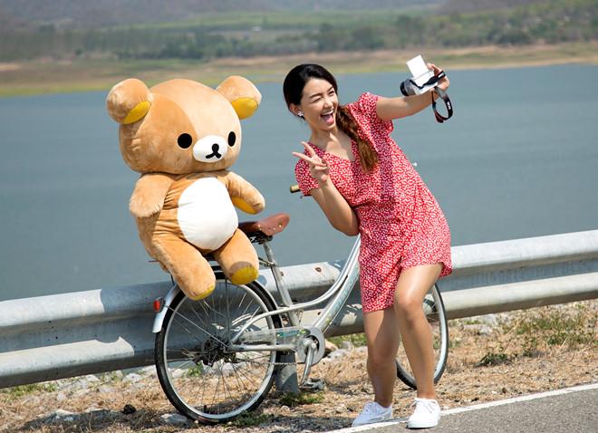 Nguyên nhân khiến bạn chụp ảnh cùng gấu không được đẹp